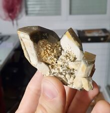Vieille collection, Baryte, Muscadroscius – Genna Tres Montis Mine, Italie