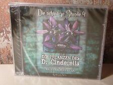 DIE SCHWARZE STUNDE - 4 Die Pflanzen des Dr. Cinderella - CD NEU & OVP