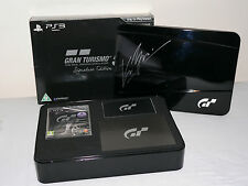 Gran Turismo 5 Signature Edition Sport PS3 Signed by Kazunori Yamauchi