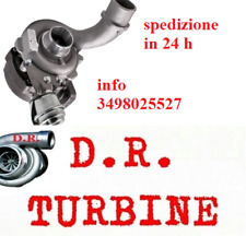 turbocompressore turbina completa REVISIONATA smart 800 CC  DIESEL