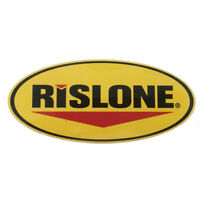 "Rislone Sticker Decal Racing Nascar Automotive 5"" x 2 1/4"""