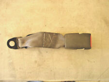 Rear Center Seat Belt Female 99 00 01 02 Pontiac Grand AM GT 4DR