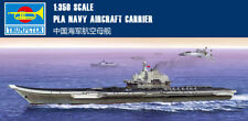 PLA NAVY AIRCRAFT CARRIER 1/350 ship Trumpeter model kit 05617
