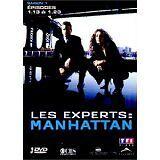 EXPERTS (LES) : MANHATTAN Saison 1 Ep 13-23 - CBS PRODUCTIONS - DVD