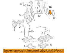 GENUINE OEM MERCEDES-BENZ Engine Oil Cooler O-Ring Seal Gasket 272 184 02 80