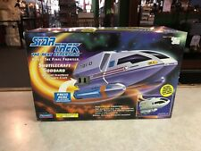 1993 Playmates Star Trek The Next Generation SHUTTLECRAFT GODDARD NIB