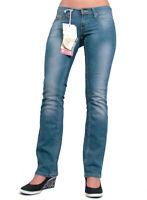 Mustang Tyra Bootcut Damen Jeans, Size: W26 L34 / blau