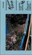 Mexican Trilogy The Chihuahua Pacific Railway DVD NEW Copper Canyon FMs CH-P