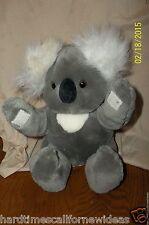 Koala Reversable Friends of the Forest Globe Environmental Preservation Plush