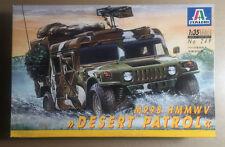 ITALERI 249 - M998 HMMWV DESERT PATROL - 1/35 PLASTIC KIT NUOVO