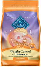 New listing Blue Buffalo Weight Control Natural Adult Dry Cat Food