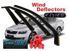 SKODA OCTAVIA III 5D 2013 - HATCHBACK  Wind deflectors 4.pc   HEKO  28339