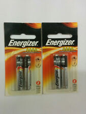 2 Pack - Energizer AAAA Electronic Battery - 4 Batteries - Expiration 2018