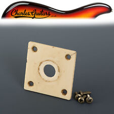 art de vieillissement Gibson style de 50 OS BLANC PLAQUE DE JACK (aa33022)