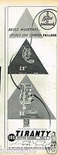 C- Publicité Advertising 1954 Les Caméras Paillard Bolex C8 et B8