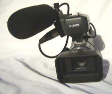Sony HVR-A1E HDV Camcorder.High Def. Professional. Very Low Hrs. 1-Yr. Warranty.