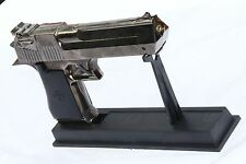 Magnum Desert Eagle 9mm revólver 1 a 1 Model gas pistolas fuego cosas piezo elección 2.
