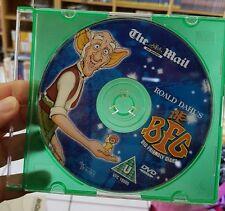 Roald Dahl's The BFG (disc only NTSC) DVD MOVIE - FREE POST