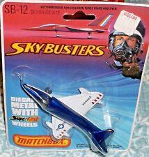 1976 Matchbox Lesney Skybusters SB-12 USMC Douglas Skyhawk A4F Fighter Jet 1-187