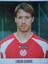 Panini 348 BL Fussball 2005/06 Fabian Gerber FSV Mainz 05