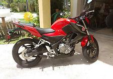 2015 2016 2017 Honda CB300F CB300 F Radiant Cycles Shorty GP Exhaust 15 16 BLACK