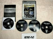 Call Of Duty Edition Deluxe - Jeu PC Complet Comme NEUF