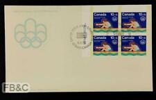 Olympics Canadian Stamps