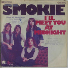 "7"" Single - Smokie - I'll Meet You At Midnight - s527 - washed & cleaned"