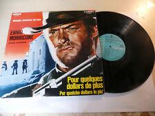 "ENNIO MORRICONE""PER QUALCHE DOLLARO IN PIU-DISCO 33 GIRI RCA France 1968""OST"