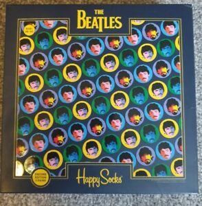Happy Socks The Beatles Gift Box Encore Edition - Size 36-40 4-7