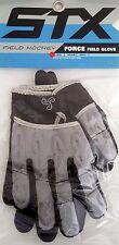 Stx Lacrosse / Field Hockey Force Field Gloves Silver sz: Large -683