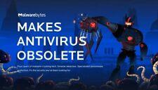 Malwarebytes Anti-Malware Premium ✅Lifetime Activation 2021 ✅ Instant Dilivery