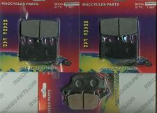 Suzuki Disc Brake Pads GSX1250FA Bandit 2010 Front & Rear (3 sets)