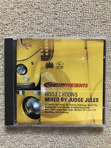 Ministry presents: Hooj Choons mixed by Judge Jules (CD, 1997)