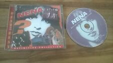 CD NDW Nena - Definite Collection (18 Song) SONY MUSIC COLUMBIA