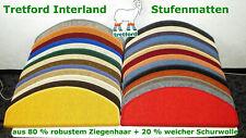 Stufenmatte Tretford Naturfaser Komfort mit Trittschalldaemmung 67 Farben