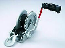 Tough Guy 1000 lb. Trailer Winch with Strap