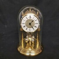 Vintage Staiger Anniversary Quartz Mantle Clock by Heirloom Collection