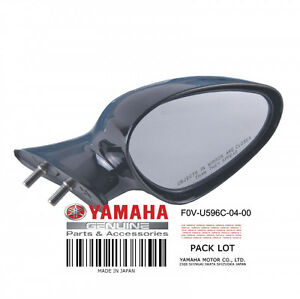 Yamaha WaveRunner 2004-2005 FX XLT Mirror Right Hand RH