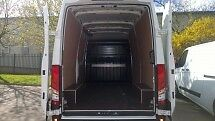 IVECO Daily MWB 2000 - July 2014 Van Ply Lining Kit