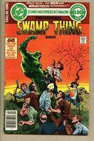 DC Special Series #17-1979 fn 6.0 Swamp Thing / Giant-Size Wrightson Batman