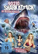 90210 Shark Attack in Beverly Hills - DVD NEU OVP Hai Horror Splatter