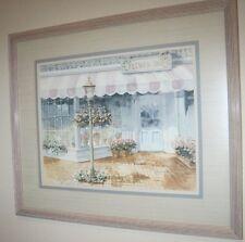 "Joy Evans Signed, Limited Edition Print 899/1950 ""The Flower Shop"""
