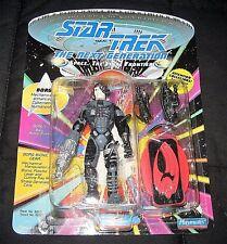 1992 Star Trek The Next Generation BORG Cybernetic Humanoids Playmates MOC
