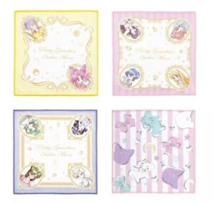 Sailor Moon ICHIBAN Kuji 2018 Lottery Prize Hand Towels Usagi Inner Outer Choose