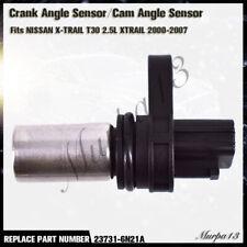 CRANK ANGLE SENSOR fits NISSAN X-TRAIL T30 2.5L XTRAIL CRANKSHAFT 2000-2007