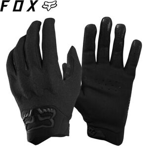 Fox DEFEND X Kevlar D3O MTB Gloves | Black | Size S  *Made with Kevlar by Dupont
