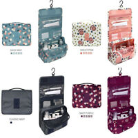 Essentials Travel Cosmetic Bag Large Toiletry Hanging Kit Waterproof Organizer