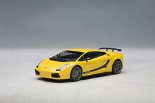 1:43 AutoArt Lamborghini Gallardo Superleggera (BOREALIS NARANJA