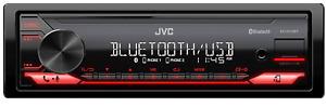 JVC KD-X270BT Bluetooth Digital Media Player AM FM Radio Pandora Spotify USB Aux